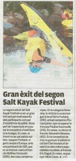 Salt Kayak Festival 2013